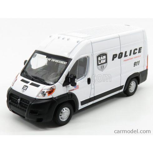 Greenlight DODGE RAM 2500 PROMASTER VAN CARGO HIGH ROOF POLICE 2018