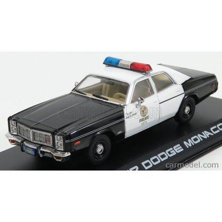 Greenlight DODGE MONACO POLICE 1977 - THE TERMINATOR