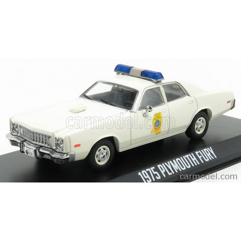 Greenlight PLYMOUTH FURY POLICE MISSISSIPI HIGHWAY PATROL 1977 - SMOKEY AND THE BANDIT