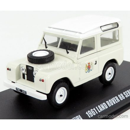 GREENLIGHT LAND ROVER 88 II SERIES PICK-UP CLOSED 1961 - ACE VENTURA WHEN THE NATURE CALLS 1995 MOVIE