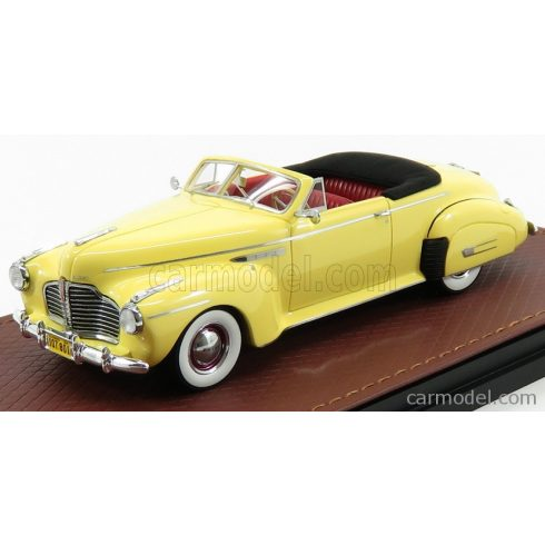 GLM MODELS BUICK ROADMASTER CONVERTIBLE 1941 OPEN ROOF