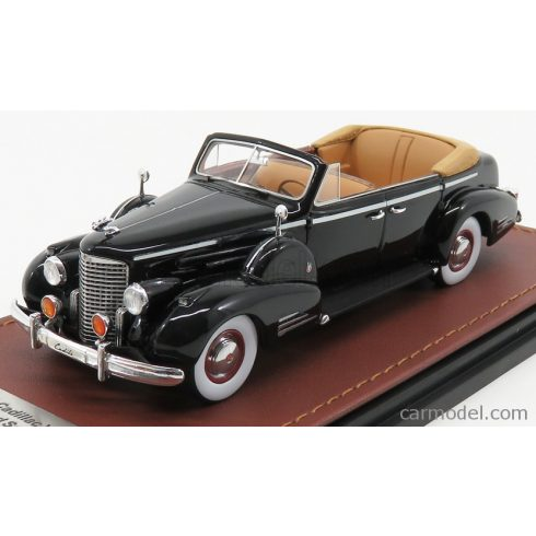 GLM MODELS CADILLAC V16 SERIES 90 FLEETWOOD SEDAN CONVERTIBLE OPEN 1938