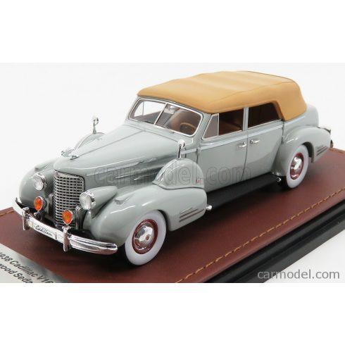 GLM MODELS CADILLAC V16 SERIES 90 FLEETWOOD SEDAN CONVERTIBLE CLOSED 1938