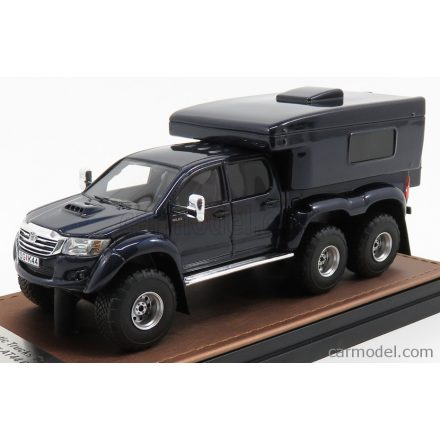 GLM MODELS TOYOTA HILUX AT44 6X6 ARCTIC TRUCK RV VERSION PICK-UP CLOSED 2014