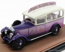 GLM MODELS ROLLS ROYCE 20HP VAN S.LUCA ICE CREAM 1923
