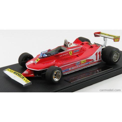 GP Replicas FERRARI  F1 312T4 N 11 GP MONZA J.SCHECKTER 1979 WORLD CHAMPION
