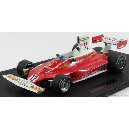 GP Replicas FERRARI F1 312T N 12 NIKI LAUDA 1975 WORLD CHAMPION