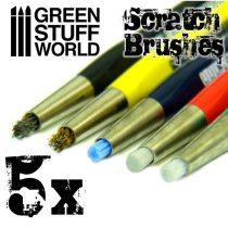 Green Stuff World Weathering/tisztító ecset