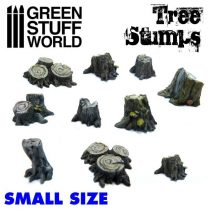 Green Stuff World Tree Stumps (Small)