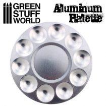Green Stuff World alumínium festő paletta 10