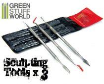 Green Stuff World Sculpting Tool Set 3