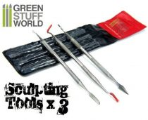 Green Stuff World Sculpting Tool Set 3