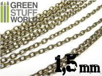 Green Stuff World Model chain 1.5 mm