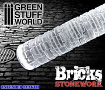 Green Stuff World Rolling Pin Bricks
