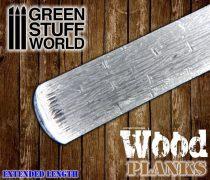 Green Stuff World Rolling Pin Wood Planks
