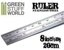 Green Stuff World fémvonalzó