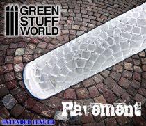 Green Stuff World Rolling Pin Pavement