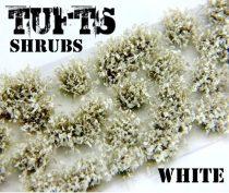 Green Stuff World Shrubs TUFTS WHITE