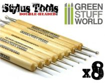 Green Stuff World Sculpting STYLUS tool set