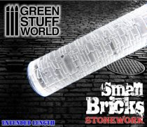 Green Stuff World Rolling Pin Small Bricks