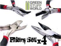 Green Stuff World fogókészlet