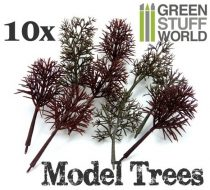 Green Stuff World Model Tree Trunks (10db)