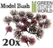 Green Stuff World Model Bush Trunks (20db)