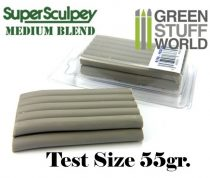 Green Stuff World Super Sculpey Medium Blend 55 gr