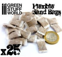 Green Stuff World flexible Sandbags