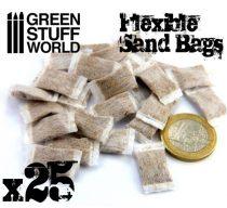 Green Stuff World flexible Sandbags