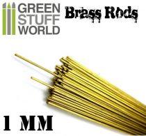 Green Stuff World kör profil 1mm (réz)