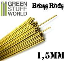 Green Stuff World kör profil 1,5mm (réz)