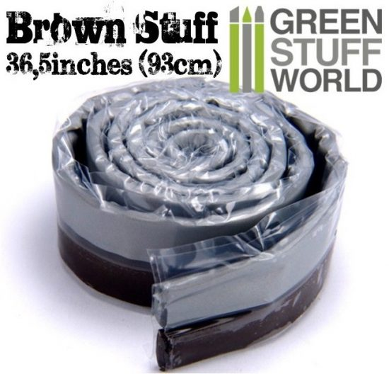 Green Stuff World Brown Stuff Tape 93cm