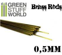 Green Stuff World kör profil 0,5mm (réz)