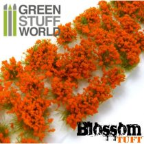 Green Stuff World ORANGE Flowers