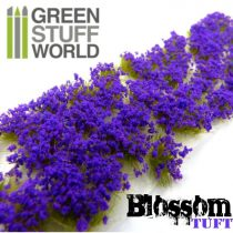 Green Stuff World PURPLE Flowers