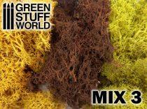 Green Stuff World Islandmoss - Yellow and Brown Mix