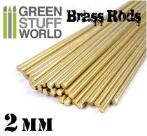 Green Stuff World kör profil 2mm (réz)