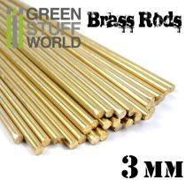 Green Stuff World kör profil 3mm (réz)