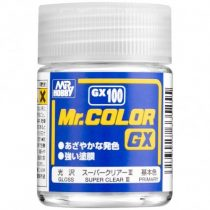 Mr. Color GX Gloss Super Clear III