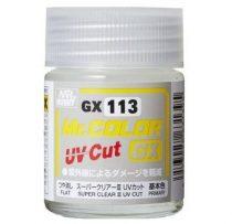 Mr. Color Super Clear III UV Cut Flat (matt lakk)