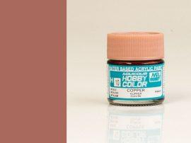 Hobby Color H10 Copper - vörösréz (metallic)