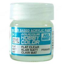 Hobby Color H20 Flat Clear (matt lakk) 40ml
