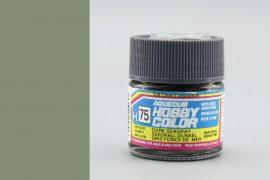Hobby Color H75 Dark sea gray (félfényes) - RAF