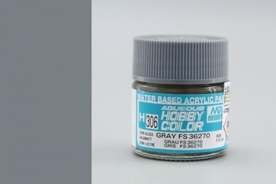 Hobby Color H306 Gray FS 36270 (félfényes) - USAF