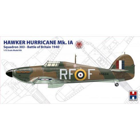 Hobby 2000 Hawker Hurricane Mk.IA makett