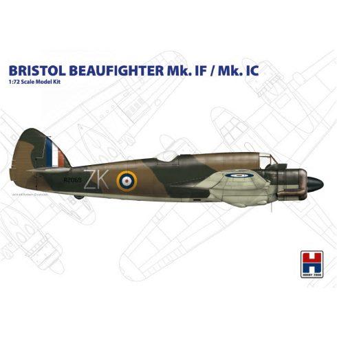 Hobby 2000 Bristol Beaufighter Mk.IF/Mk.IC makett