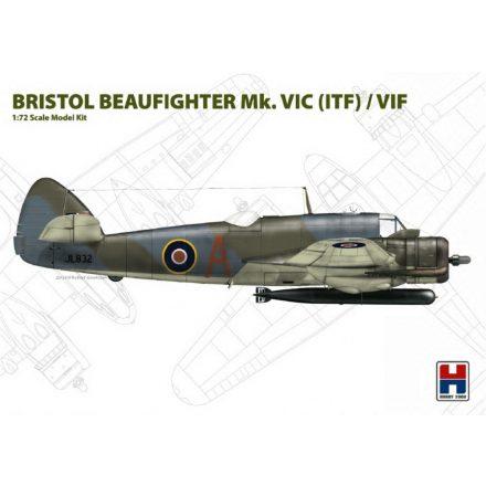 Hobby 2000 Bristol Beaufighter Mk.VIC (ITF)/VIF makett