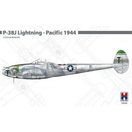 Hobby 2000 P-38J Lightning - Pacific 1944 makett