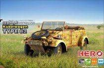 Hero Hobby Kubelwagen Type82 Basic Type makett